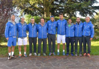 Esordio vincente in A1 maschile per il CT Massa Lombarda: battuto 4-2 il TC Sinalunga