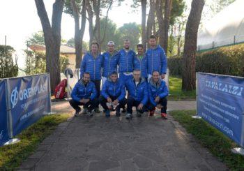 Nella seconda giornata di A1 maschile il CT Massa Lombarda s'impone 5-1 a Roma sul Due Ponti