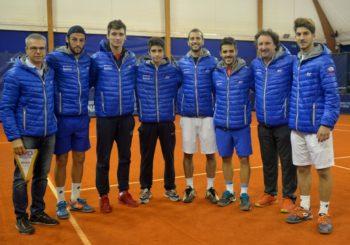 Federico Gaio e lo spagnolo Lopez-Perez novità per il Team di Serie A1 2017
