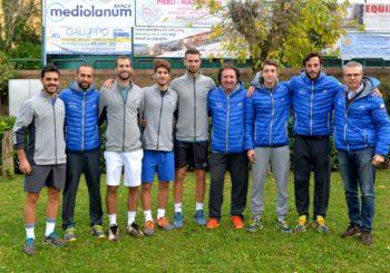 Il CT Massa Lombarda vince 4-2 a Sinalunga e resta imbattuto in Serie A1 maschile