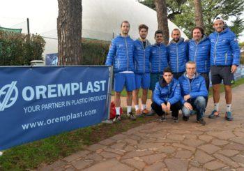 Il CT Massa Lombarda supera 5-1 il Due Ponti Roma e conquista la permanenza in Serie A1 maschile