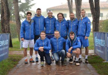 Serie A1 maschile, IL CT Massa Lombarda cede 4-2 al TC Crema nell'ultima giornata