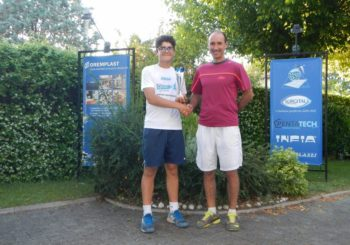 Celaj, Fabbri, Sangiorgi e Castaldi sono i vincitori dell'8° Trofeo Giovanile 'Un Mosaico di Solidarietà''