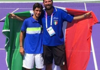 Lorenzo Rottoli vince due ori (singolo e doppio) al Festival Olimpico della Gioventù Europea