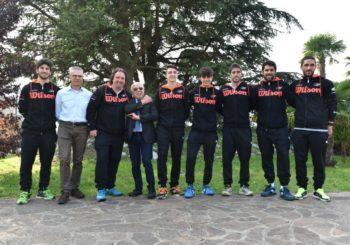 IL CT Massa Lombarda in Serie A1 maschile parte pareggiando in casa con il Due Ponti Roma