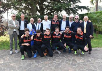 In Serie A1 maschile il CT Massa Lombarda resta imbattuto pareggiando 3-3 a Forte dei Marmi
