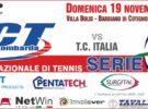 Sesta giornata Serie A1 maschile CT Massa Lombarda – Tc Italia