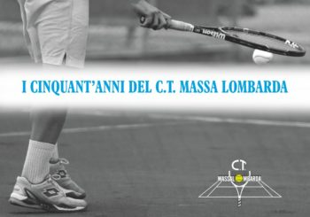 """Presentazione del libro """"I cinquant'anni del CT Massa Lombarda"""""""