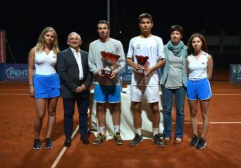 Pietro Licciardi supera in finale Federico Marchetti e si aggiudica il 15° Trofeo Oremplast