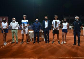 Lo sloveno-argentino Lipovsek Puches supera in tre set Vianello e conquista il 17° Trofeo Oremplast