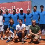 squadra A1 2020 Ct Massa Lombarda